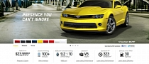 Configure Your 2014 Chevrolet Camaro