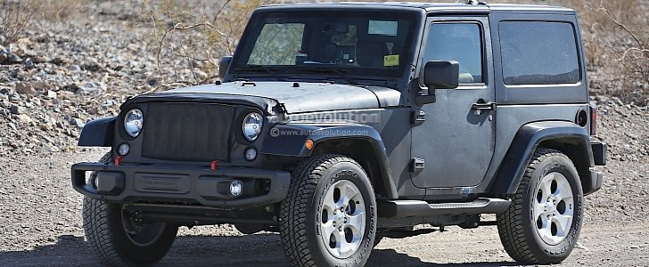 2018 jeep engines.  Jeep UPDATE 2018 Jeep Wrangler JL To Get 20 Hurricane Turbo Engine   Autoevolution For Jeep Engines