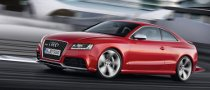 Confirmed: Audi RS5 Gets 450 HP V8 Engine