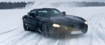 Confirmed: Mercedes-Benz SLS AMG, Pics Aplenty Inside
