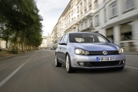 The sixth generation VW Golf