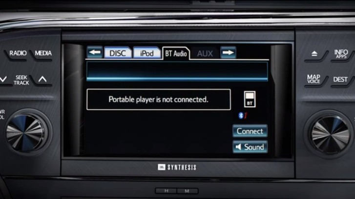 Connect A Bluetooth Device With 2013 Toyota Avalon