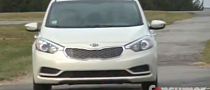 Consumer Reports: 2014 Kia Forte More Spacious Than a Focus [Video]