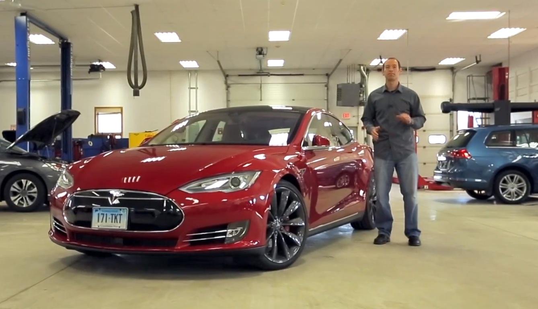 Consumer Reports Discovers Tesla Model S P85D Door Handle ...