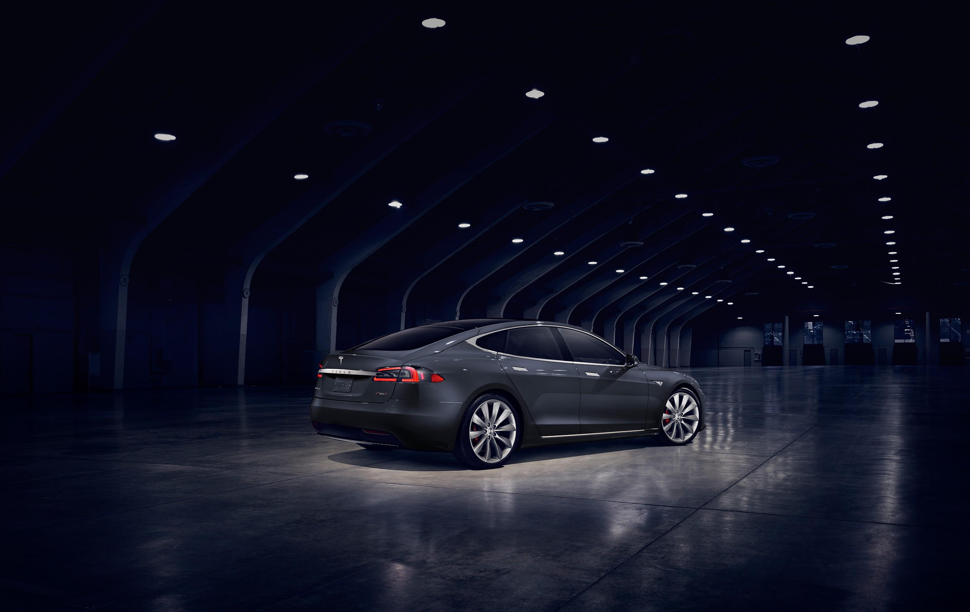 2017 Tesla Model S Facelift