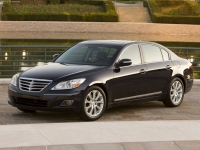 2009 Hyundai Genesis luxury sedan
