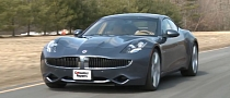 Consumer Reports Not Pleased With Fisker Karma [Video]