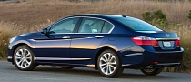 Consumer Reports Say New Honda Accord is Back at the Front of the Pack