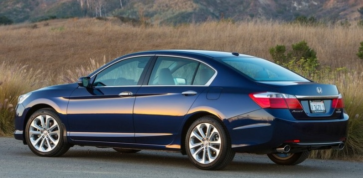 2018 Honda Accord Hybrid Mpg >> Consumer Reports Say New Honda Accord is Back at the Front of the Pack - autoevolution