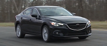Consumer Reports Says New Mazda6 is Agile [Video]