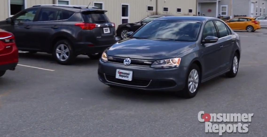 Consumer Reports Test VW Jetta Hybrid - autoevolution