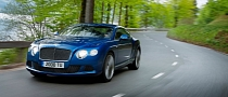 Continental GT Speed Making NA Debut at Pebble Beach