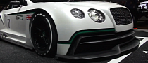 Continental GT3 in Paris: Can Bentley Race Again? [Video]