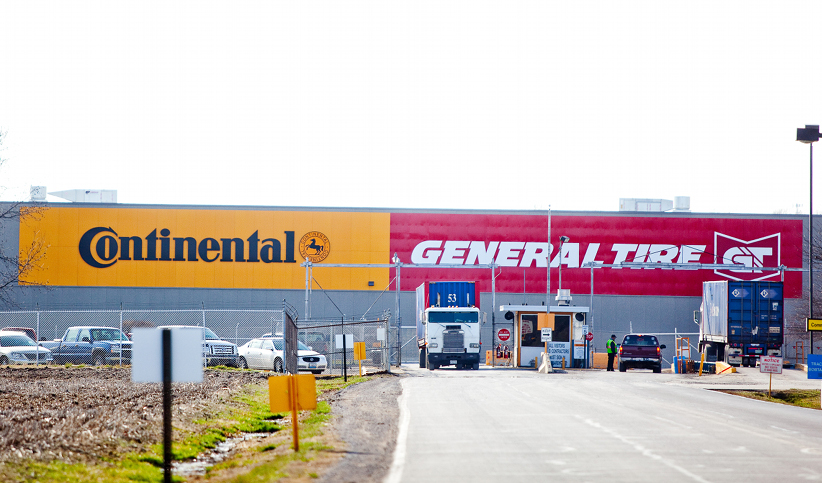 Continental Tire Invests 244m In Illinois Facility Autoevolution