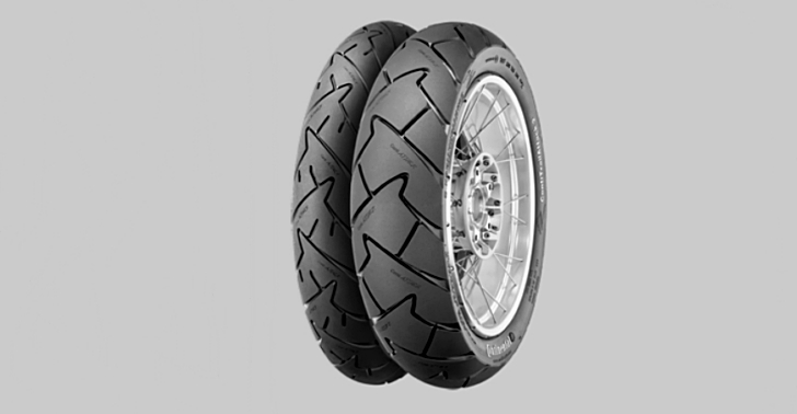 continental trail attack 2 tires launched autoevolution. Black Bedroom Furniture Sets. Home Design Ideas