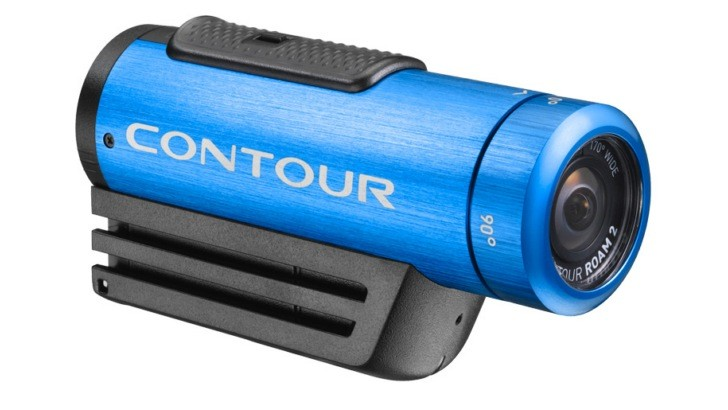 ContourROAM2, Action Camera with Laser Alignment [Photo Gallery]