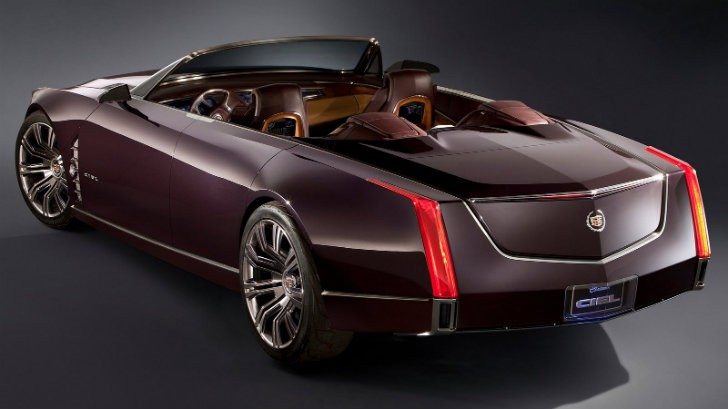 Convertible Cadillac In the Pipeline Chief Engineer Suggests