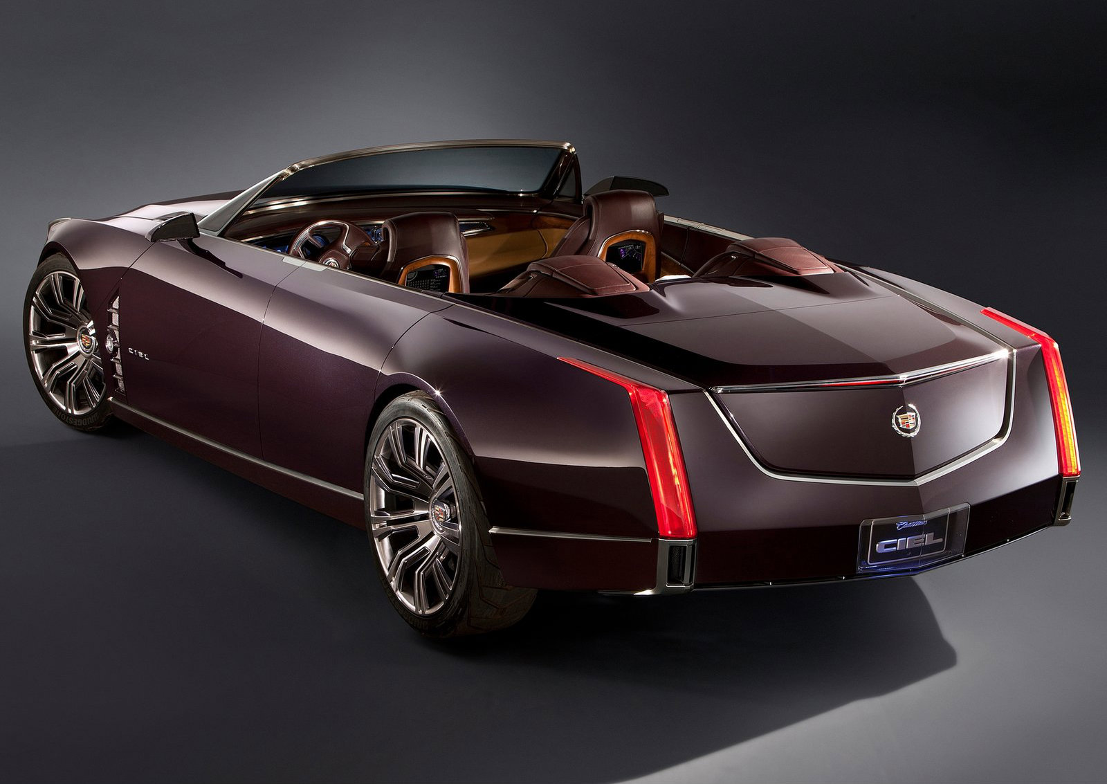 Convertible Cadillac In the Pipeline, Chief Engineer ...