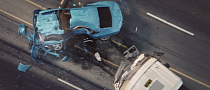 Coolest Distracted Driving Clip Ever Looks Like GTA [Video]