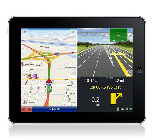 CoPilot Live GPS Nav App Now on iPad 3G