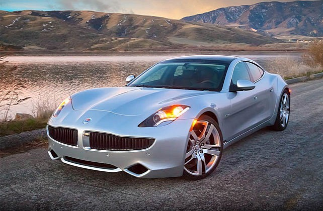 Corvette-powered Fisker Karma Set for 2014 Launch