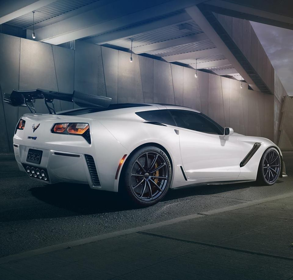 Hennessey HPE1200 Supercharged Engine Upgrade