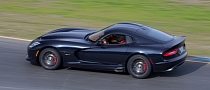 Corvette ZR1 Sets Laguna Seca Lap Record and Beats New SRT Viper