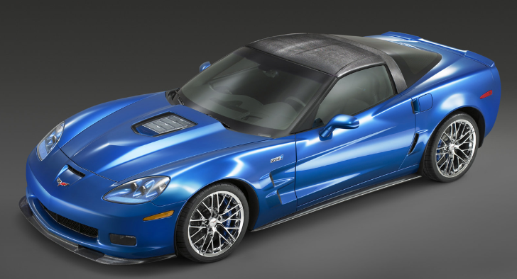Corvette ZR1 Stingray Could Have 700 HP