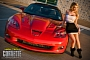 Corvettes Girl: American Muscle and Beauty [Photo Gallery]