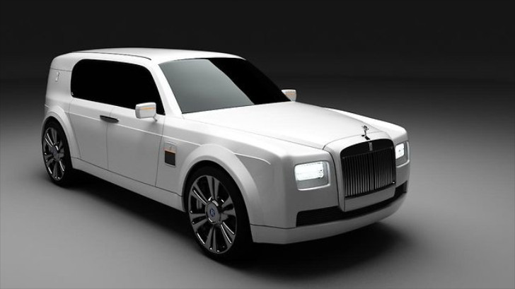 Could a Possible Rolls-Royce SUV Use the BMW F15 X5 Platform?