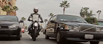 Could Nevada Become the Second State with Legal Lane Splitting?