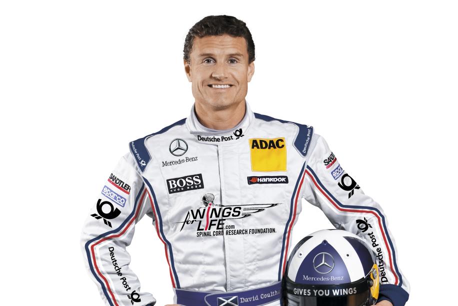 Coulthard Schumacher Extend Mercedes Deals In Dtm