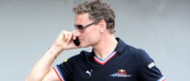 Coulthard to Keep Red Bull Job While BBC Commentator