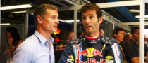 Coulthard Turned Down Ferrari's No 2 Driver Offer