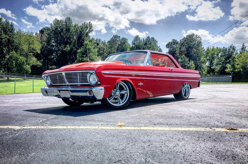 Coyote V8swapped 1965 Ford Falcon Sprint Is Restomodding Done Right Rhautoevolution: 1965 Ford Falcon Cars At Cicentre.net