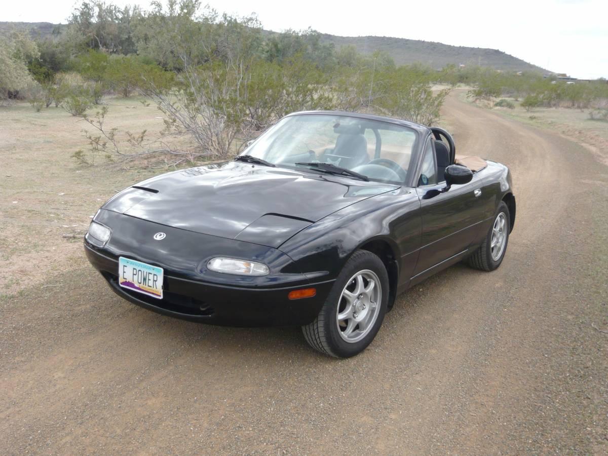 Electric Mazda Mx 5 Miata