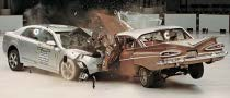 Crash Test Video: 2009 Malibu vs. 1959 Bel Air