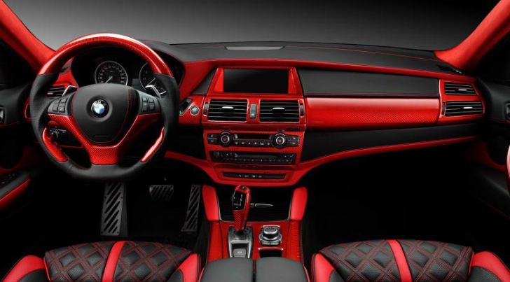 Car Apr Calculator >> Crazy Interior for BMW X6 from TOPCAR - autoevolution