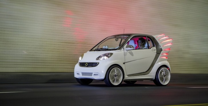 Crazy smart forjeremy to Go into Production in 2013 [Photo Gallery]