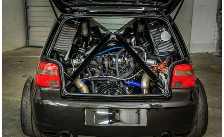 Bmw V10 Twin Turbo Twin-turbo Lamborghini V10