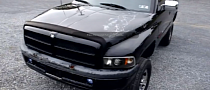 Creepy But Funny Review Says Dodge Ram Is Lame [Video]