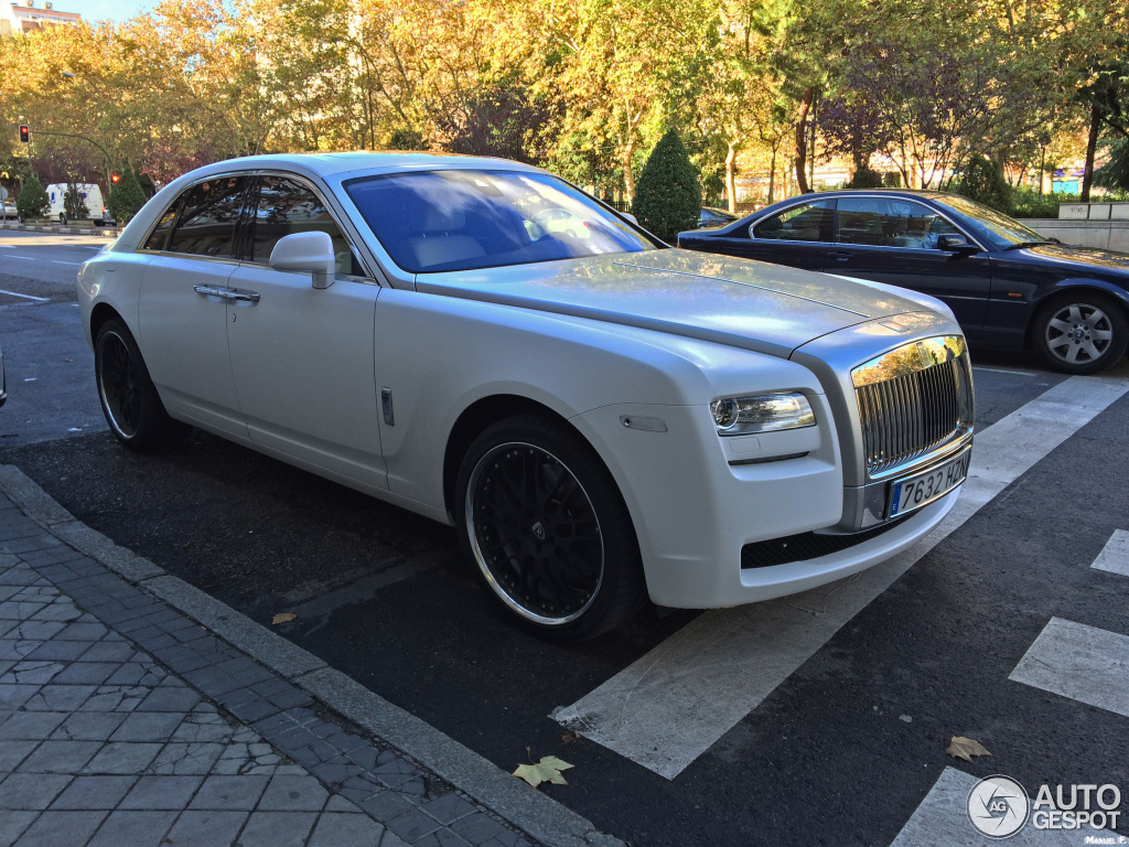 The Most Expensive Car In The World >> Cristiano Ronaldo Buys Rolls-Royce Ghost - autoevolution