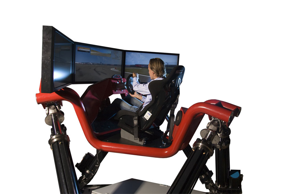 how to build a driving simulator