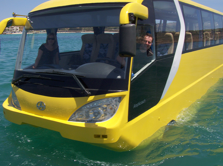 The safest amphibious passenger vehicle in the world for Jet cars rotterdam opgelicht