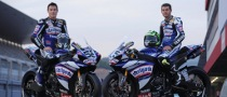 Crutchlow and Toseland Complete First Test with Yamaha