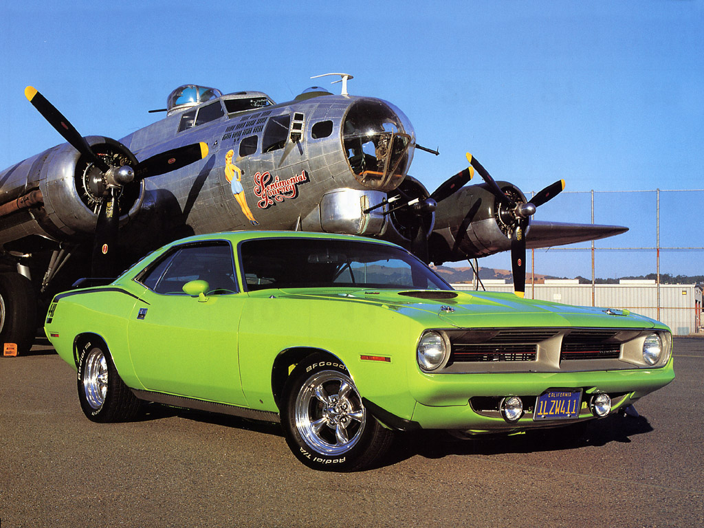 Cuda Makes a Comeback? - autoevolution