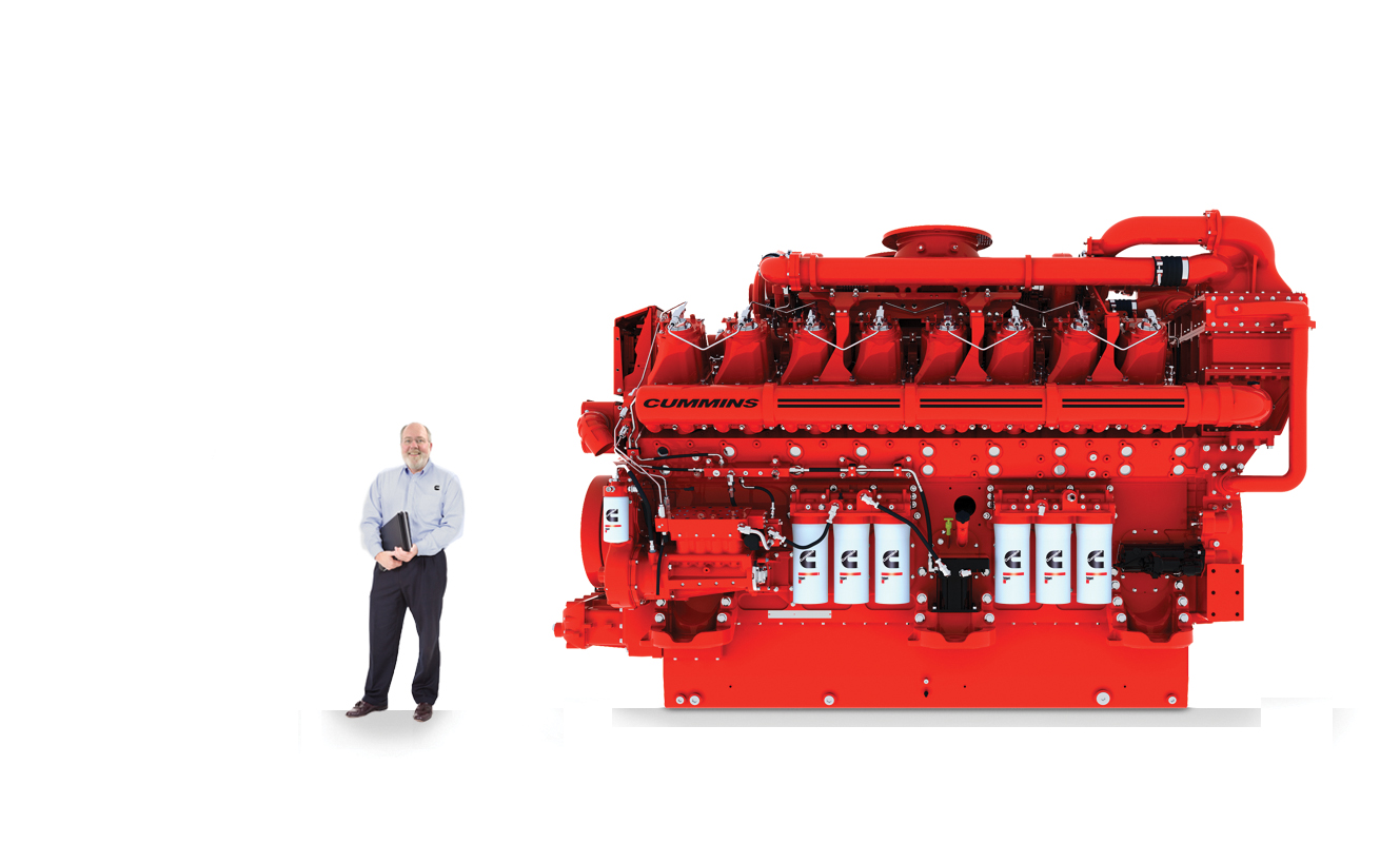 cummins bringing 4000 hp 95 liter diesel engine to goodwood autoevolution. Black Bedroom Furniture Sets. Home Design Ideas