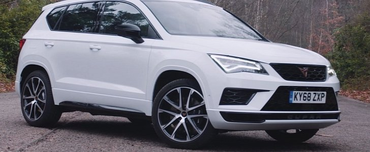Cupra Ateca First UK Review Talks About Disappointing Trim and Exhaust