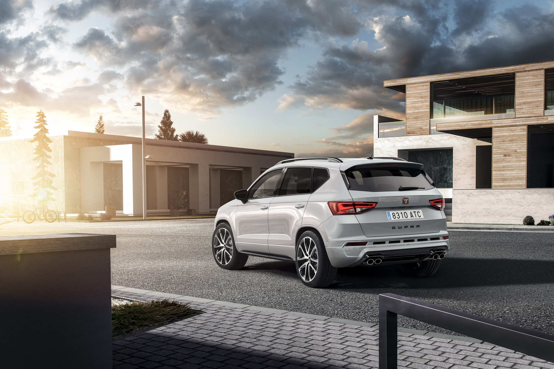 Cupra Brand Goes Official Along With 300 Hp Cupra Ateca