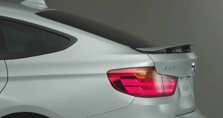 Curious About the new BMW F34 3 Series Gran Turismo? [Video]